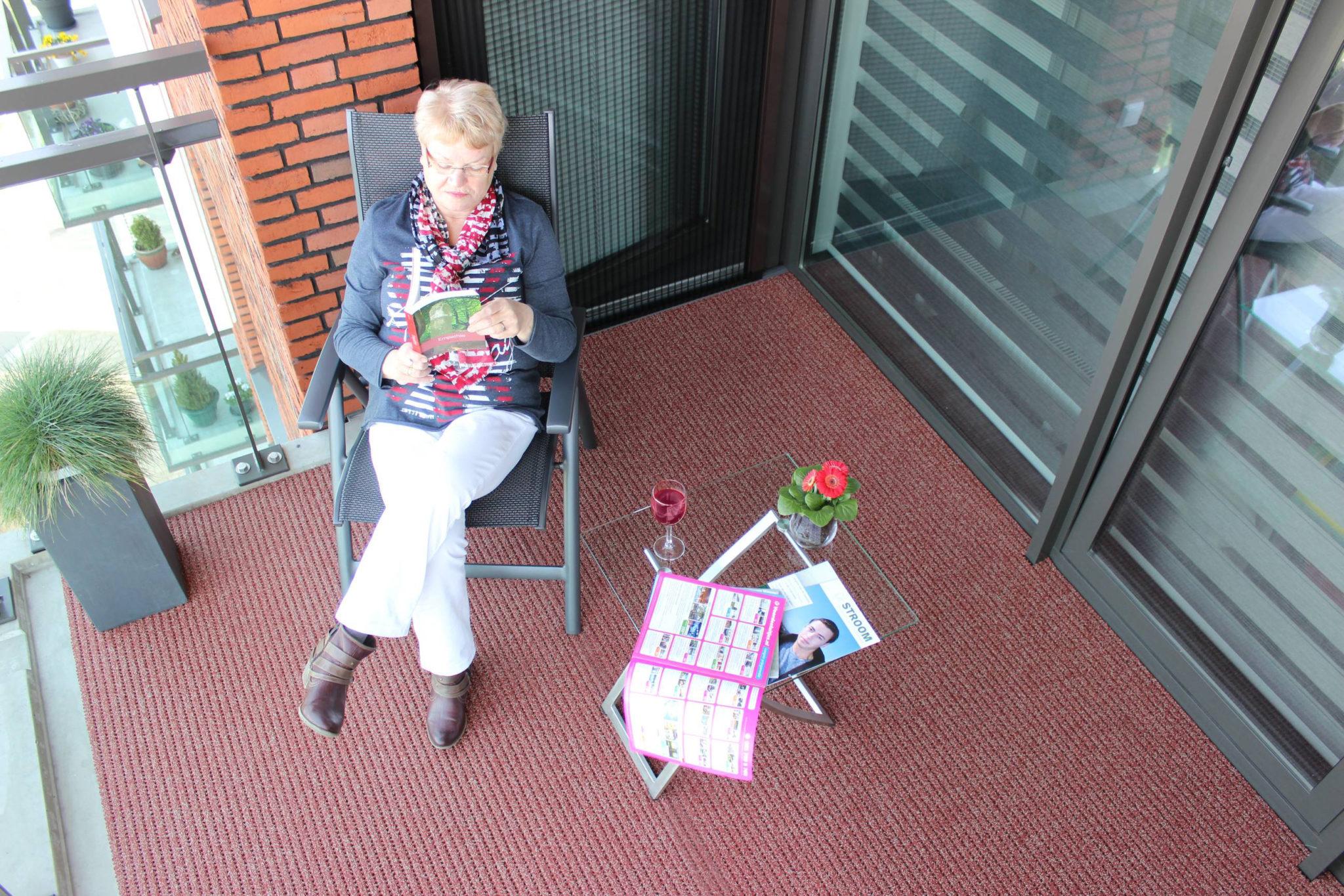 Tapijt Voor Balkon : Buitentapijt hof schokker